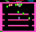 Bubble Bobble Video Arcade Game Screenshot