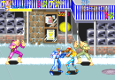Captain Commmando Video Arcade Game Screenshot