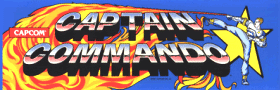 Captain Commando Arcade Games For Sale