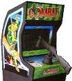 Combat Video Arcade Game | Cabinet