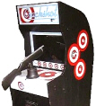 CrackShot / Crack Shot Video Arcade Game | Cabinet