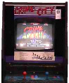 Crime City Video Arcade Game | Cabinet