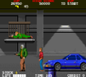Crime City Video Arcade Game Screenshot