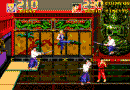 Double Dragon 3 The Rosetta Stone Video Arcade Game Screenshot