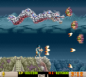 Dragon Breed Video Arcade Game Screenshot