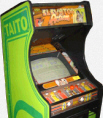 Elevator Action Video Arcade Game | Cabinet