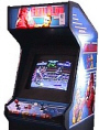 Final Blow Video Arcade Game | Cabinet