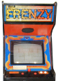 Frenzy Video Arcade Game | Cabinet