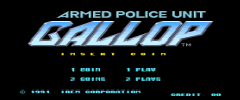 Gallop Arcade Games For Sale