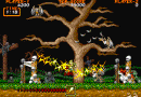 Ghouls N Ghosts Video Arcade Game Screenshot