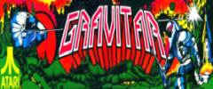 Gravitar Arcade Games For Sale