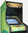 Jungle Hunt Video Arcade Game | Cabinet
