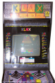 KLAX Video Arcade Game | Cabinet