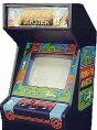 King-Fu Master Video Arcade Game | Cabinet