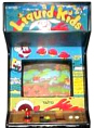 Liquid Kids Video Arcade Game | Cabinet