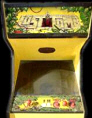 Lost Tomb Video Arcade Game | Cabinet