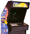 Lunar Lander Video Arcade Game | Cabinet