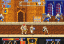 Magic Sword Video Arcade Game Screenshot