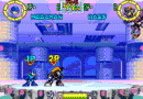 Mega Man Video Arcade Game Screenshot