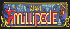 Atari Millipede Arcade Games For Sale
