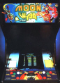 Moon War Video Arcade Game | Cabinet