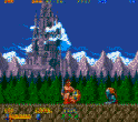 Nastar Video Arcade Game Screenshot