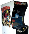 Nastar Warrior / Rastan Saga II Video Arcade Game | Cabinet
