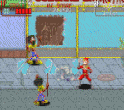 Ninja Kids / The Ninja Kids Video Arcade Game Screenshot