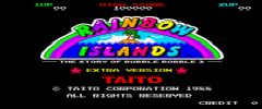 Rainbow Islands Arcade Games For Sale