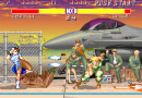 Street Fighter II' Champion Edition Video Arcade Game Screenshot
