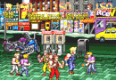 The Combatribes Video Arcade Game Screenshot