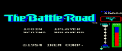 The Battle Road Arcade Games For Sale