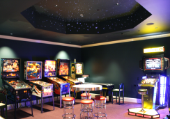 Game Room Ideas | Free Home Arcade Gameroom Planning and Design ...