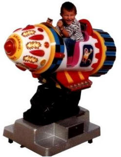 Ariane Rocket  - 22635  |  From Falgas Amusement Rides
