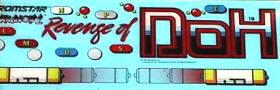 Arkanoid 2 - Revenge Of Doh Video Game - Taito 1987