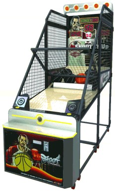 En Shoot Basketball Arcade Machine From Andamiro Entertainment
