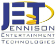 JET / Jennison Entertainment Technologies Logo