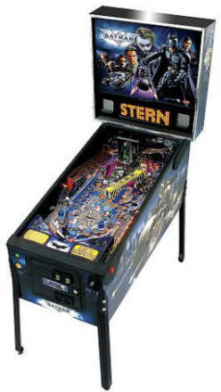 Batman The Dark Knight Pinball Machine By Stern Pinball