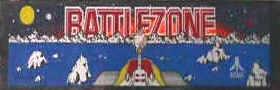 BattleZone Video Game - Atari 1980