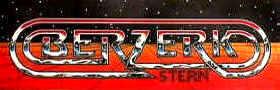Bezerk Video Game - Stern 1980