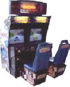 california cruisin arcade game