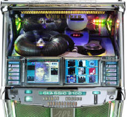 discontinued jukeboxes reference page o z worldwide jukebox machine delivery from bmi gaming. Black Bedroom Furniture Sets. Home Design Ideas