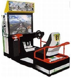 Club Kart Deluxe Model Video Arcade Game