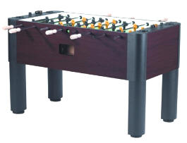 Cyclone Foosball Table By Tornado From BMI Gaming