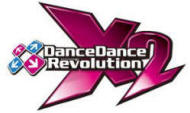DDR X2 / Dance Dance Revolution X2 Game Logo