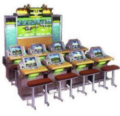Derby Owners Club 8 Player World Edition By Sega From BMI Gaming