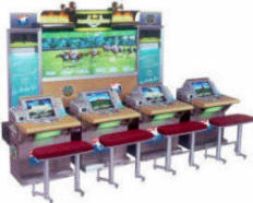 Derby Owners Club 4 Player World Edition By Sega From BMI Gaming