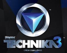 DJMax Technika 3 Crew Challenge Logo