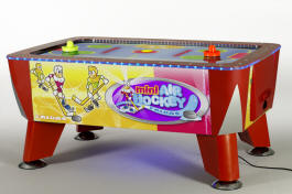 Mini Coin Operated Air Hockey Table By FALGAS | From BMI Gaming / Arcades Direct