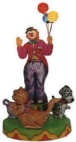 Falgas Carrousel Mini Clown - 12022 - From BMI Gaming: 1-800-746-2255